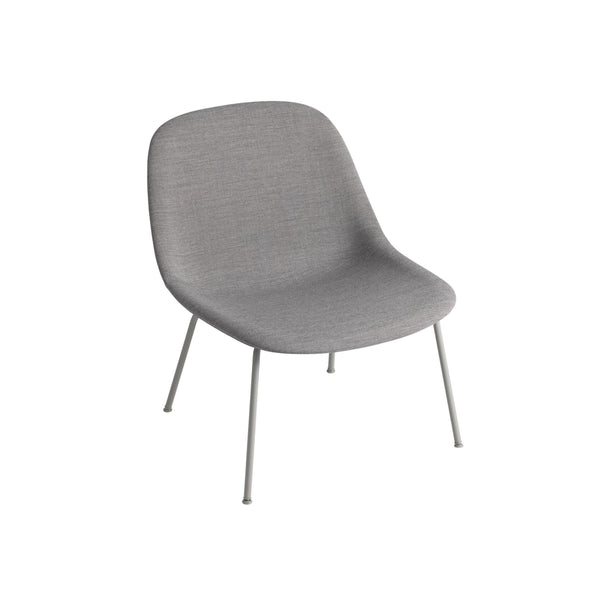 muuto fiber lounge chair remix 133 grey base available from someday designs