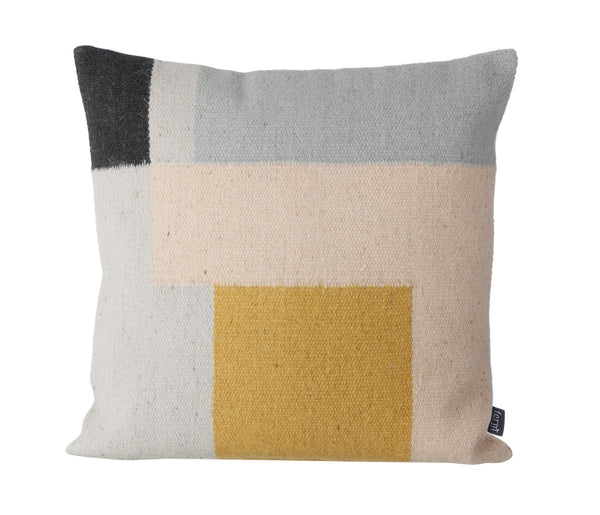 Kelim cushion squares by Ferm Living