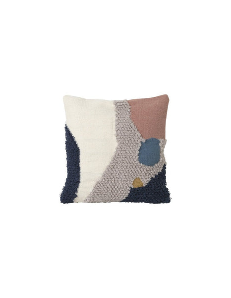 loop cushion landscape by ferm living