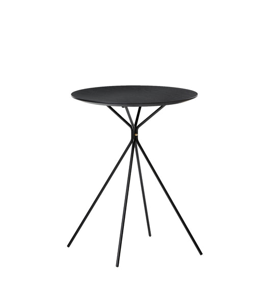 herman side table black by Herman Studio for Ferm Living