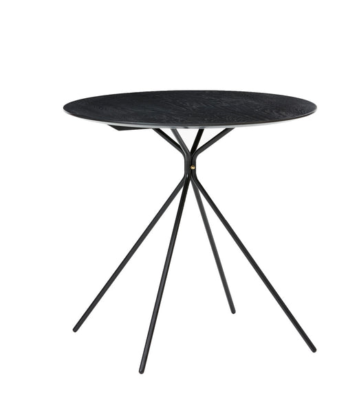 herman cafe table black by Herman Studio for Ferm Living