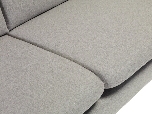 Detail shot of Aspen sofa seat from Content by Terence Conran
