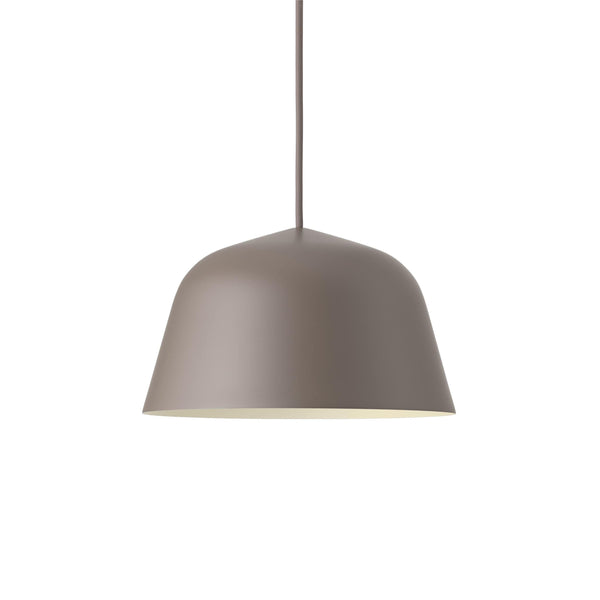 muuto ambit pendant lamp taupe small available from someday designs