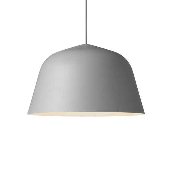 muuto ambit pendant lamp grey large available from someday designs