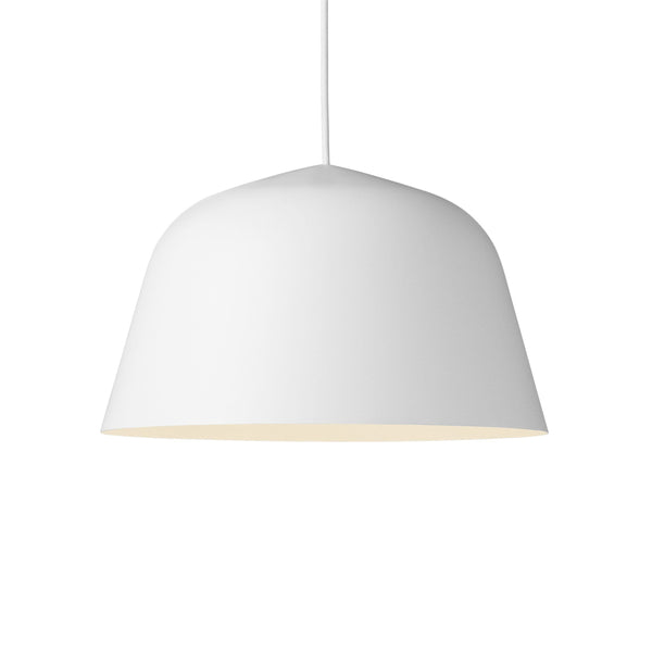 muuto ambit pendant lamp white large available from someday designs