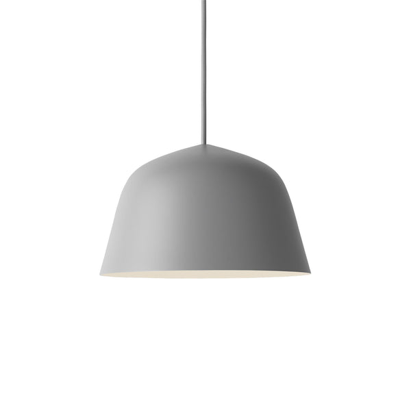 muuto ambit pendant lamp grey small available from someday designs