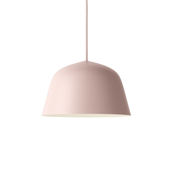 muuto ambit pendant lamp rose small available from someday designs