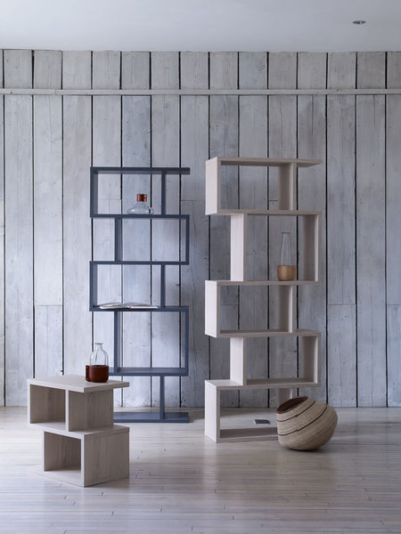 Lifestyle shot of Balance Shelving from Content by Terence Conran