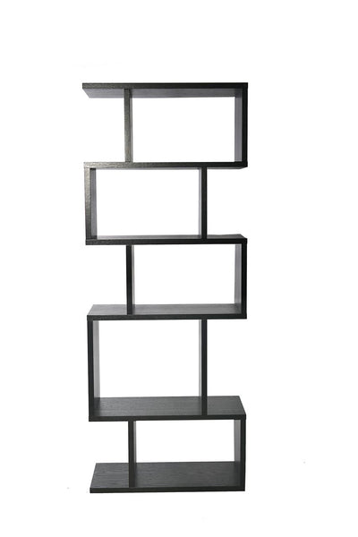Charcoal Balance Alcove Shelving from Content by Terence Conran