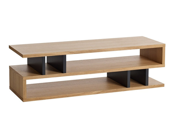 Oak and Charcoal Counter Balance Coffee Table from Content by Terence Conran