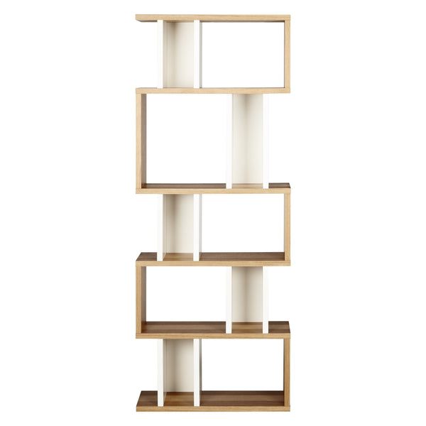 Oak Counter Balance Alcove Shelving from Content by Terence Conran