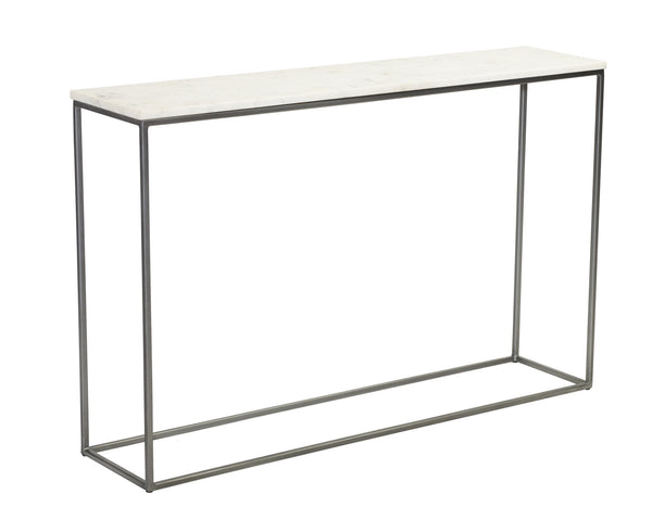Chelsea marble console table from Content by Terence Conran