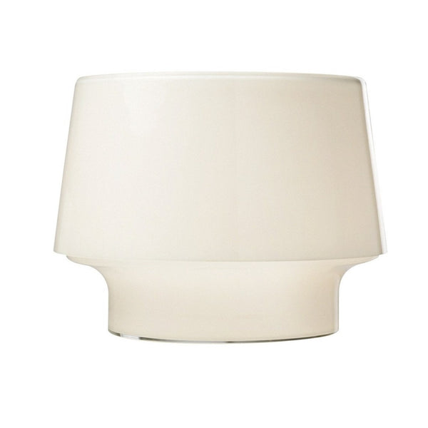 muuto cosy in white table lamp large