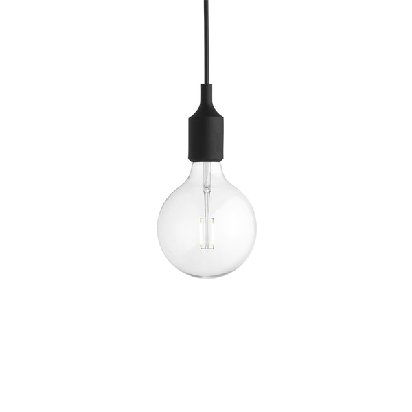 muuto E27 pendant lamp black available from someday designs