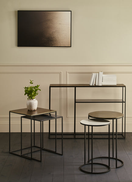 Fera Console and Side Table collection from Content by Terence Conran