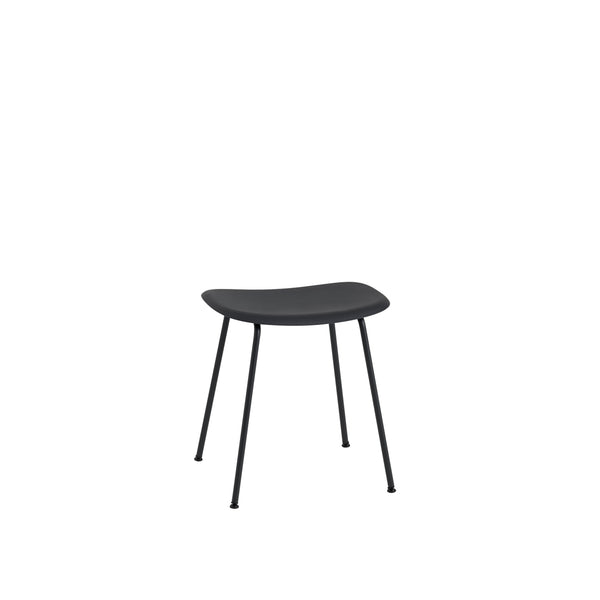 black fiber stool by muuto