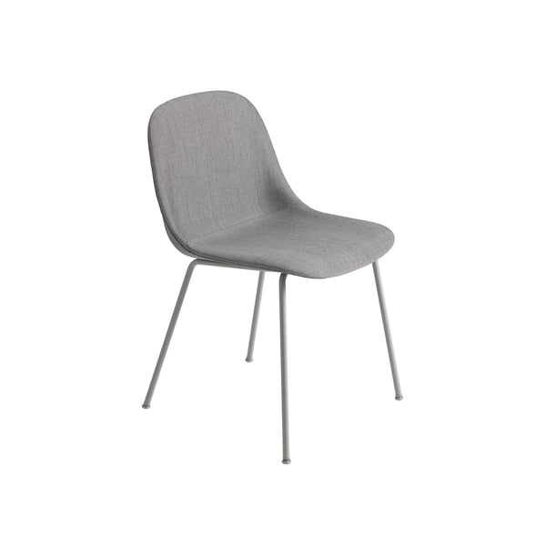 Muuto Fiber Side Chair Tube Base, remix 133 seat and grey legs. Available from someday designs