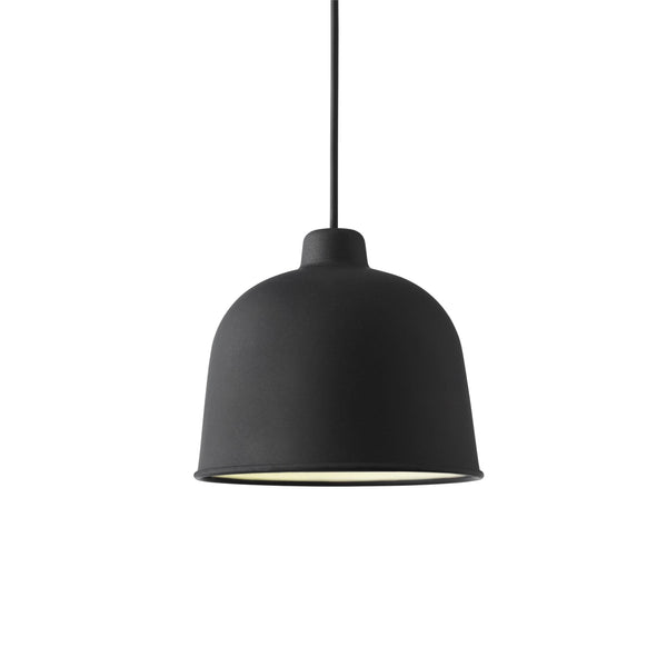 muuto grain pendant light black available at someday designs
