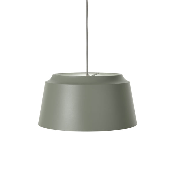 puik groove pendant large in green, available from someday designs