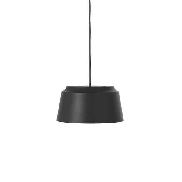 puik groove pendant small in black, available from someday designs