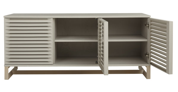 Open doors of Henley Sideboard Large from Content by Terence Conran