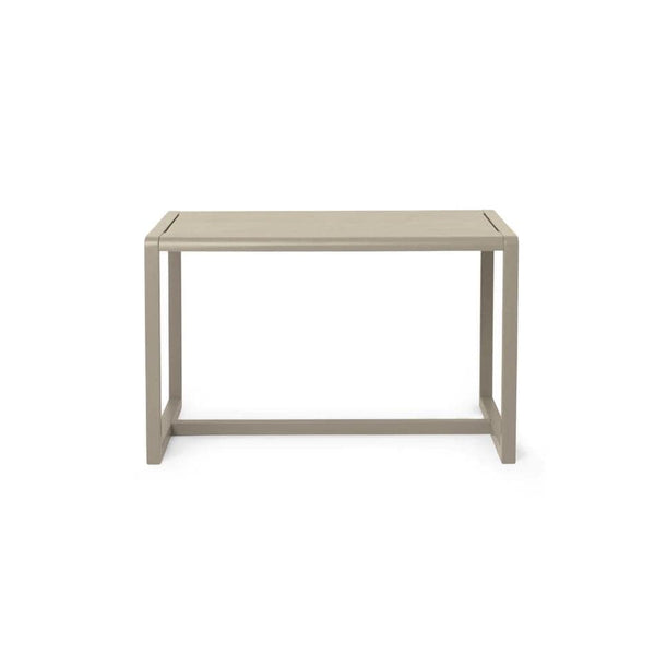 ferm living little architect table in cashmere, available from someday designs