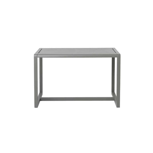 ferm living little architect table in grey, available from someday designs