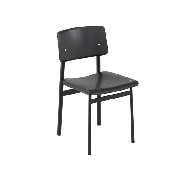 muuto loft chair black black available at someday designs