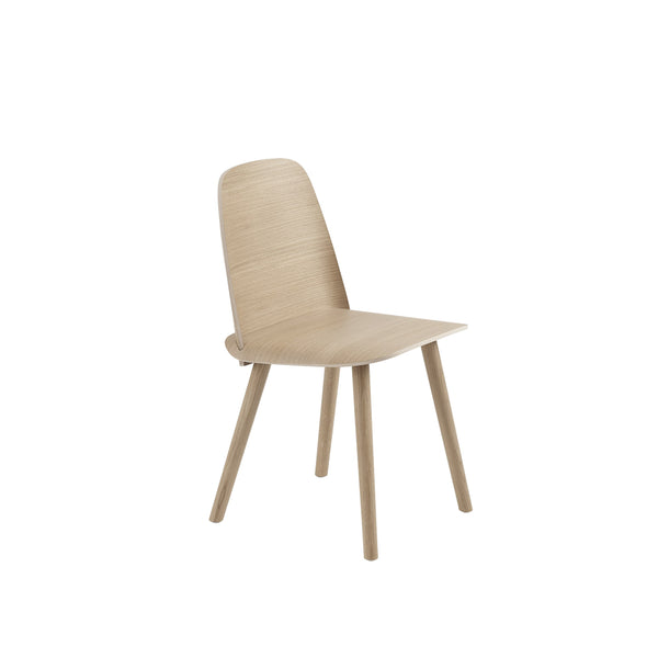 muuto nerd chair in oak, buy now from someday designs