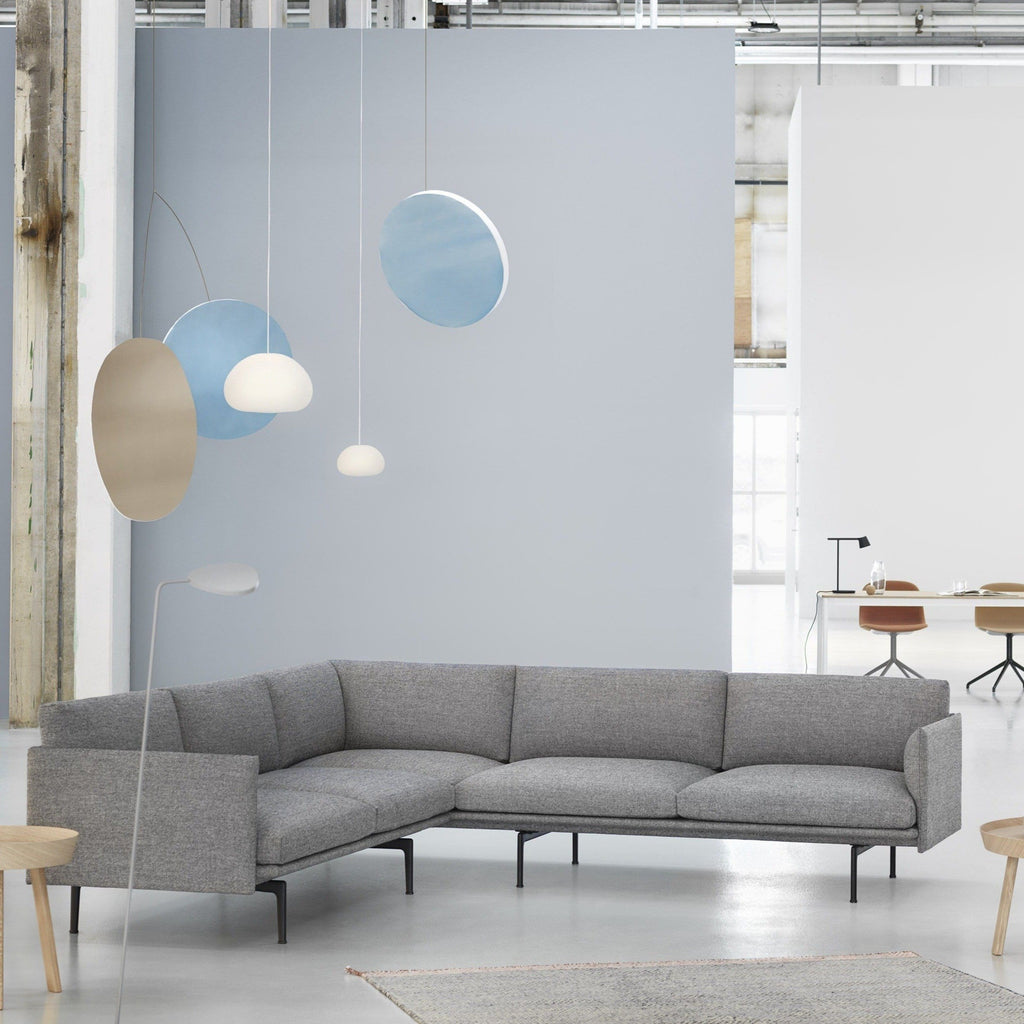 muuto outline corner sofa hallingdal 166 available at someday designs