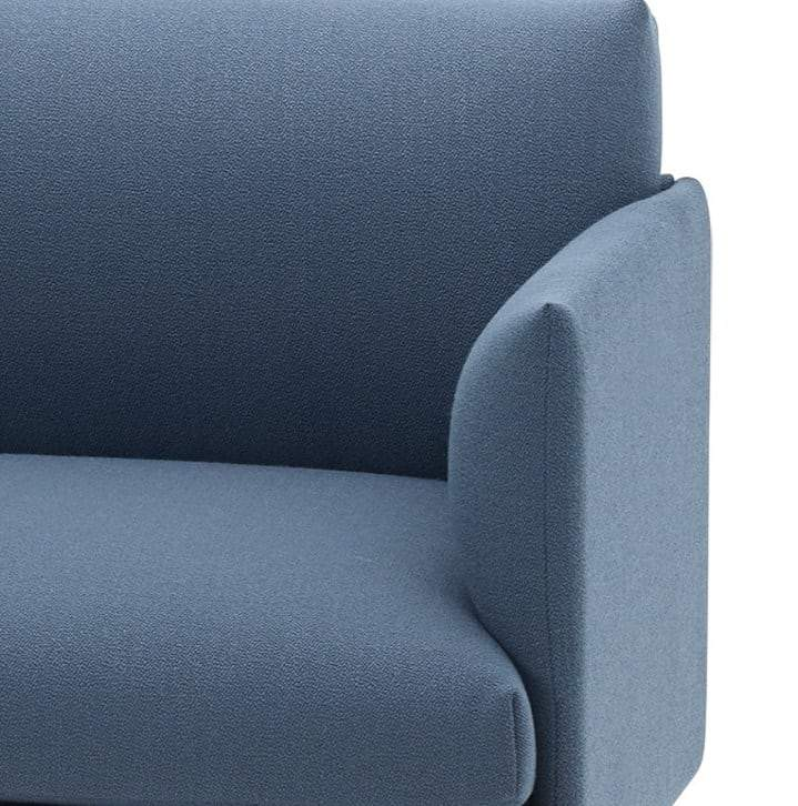 muuto outline 3 seater sofa available at someday designs