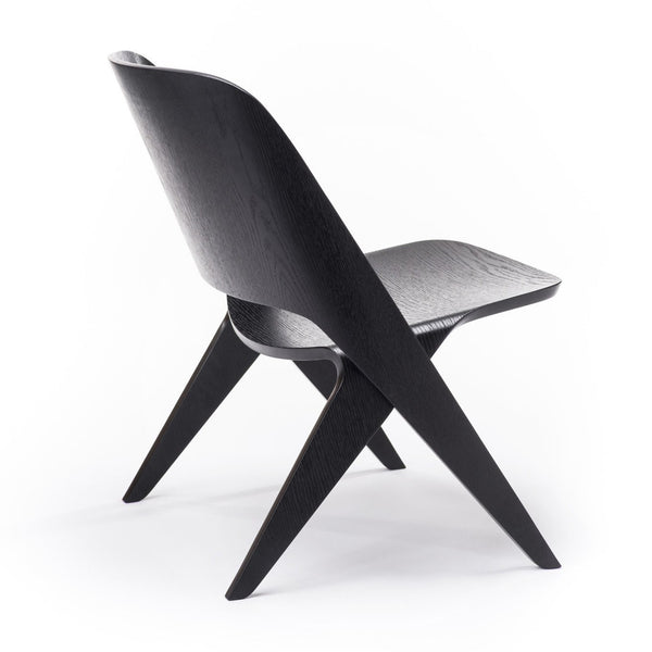 @somedaydesigns.co | Poiat lavitta lounge chair black