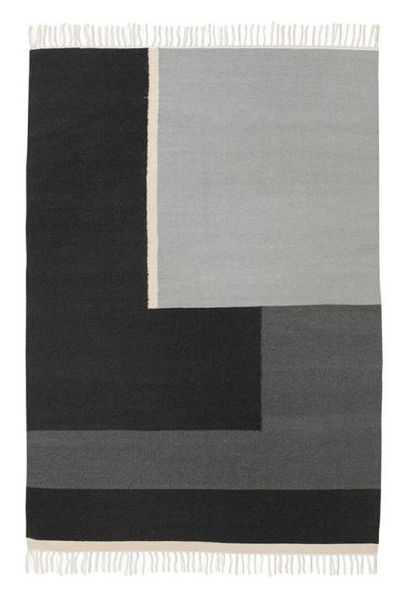 Kelim rug section from Ferm Living