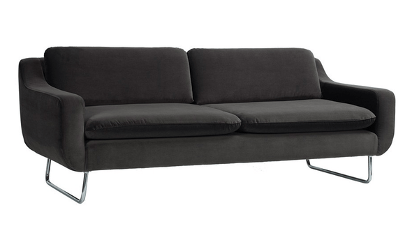 Aspen 2 seater from Content by Terrance Conran Launceston Wool Slate