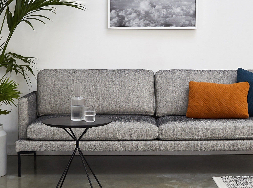 monochrome lifestyle of forme 3 seater