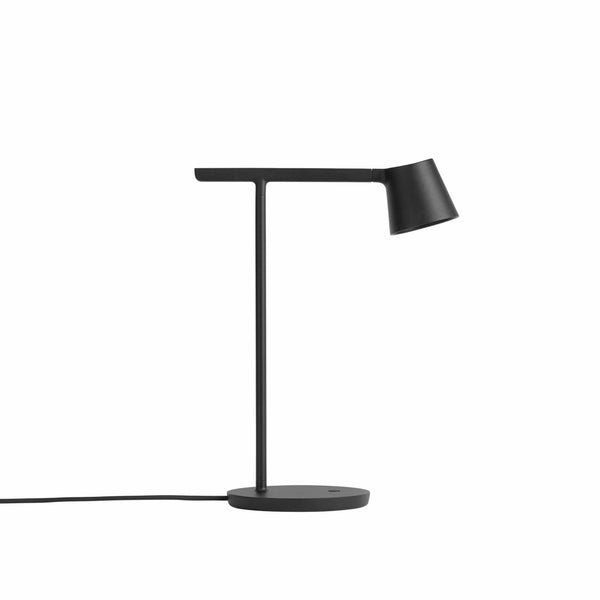 black tip lamp by Jens Fager for muuto