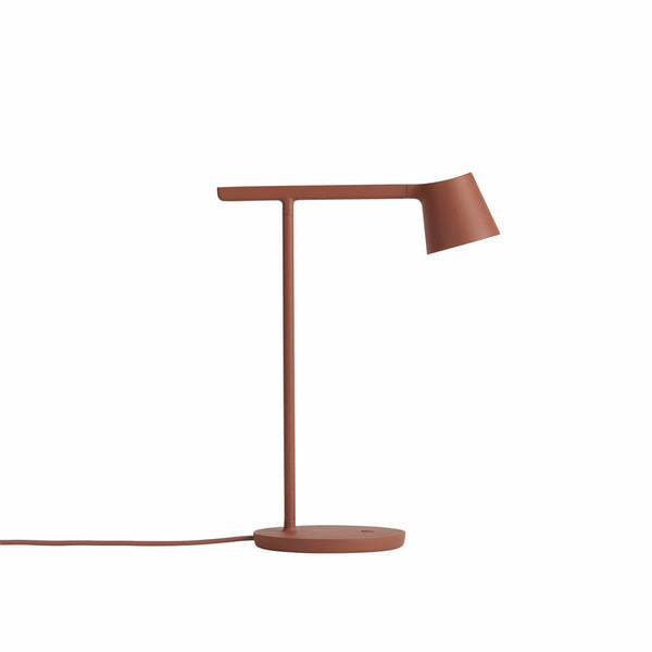 copper brown tip lamp by Jens Fager for muuto