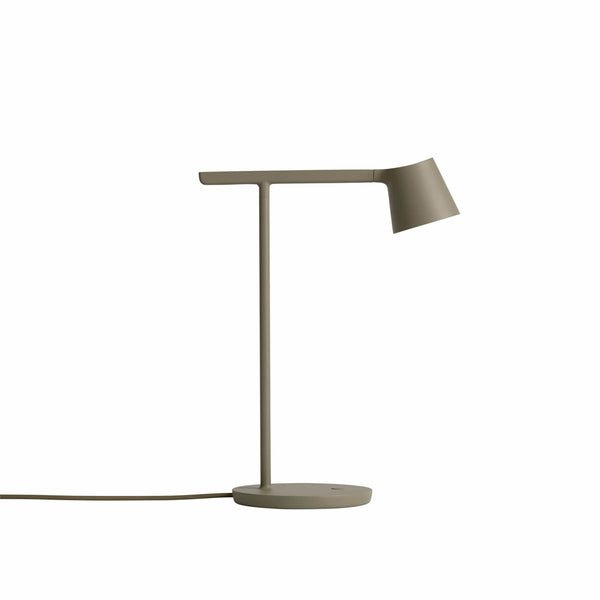 olive tip lamp by Jens Fager for muuto