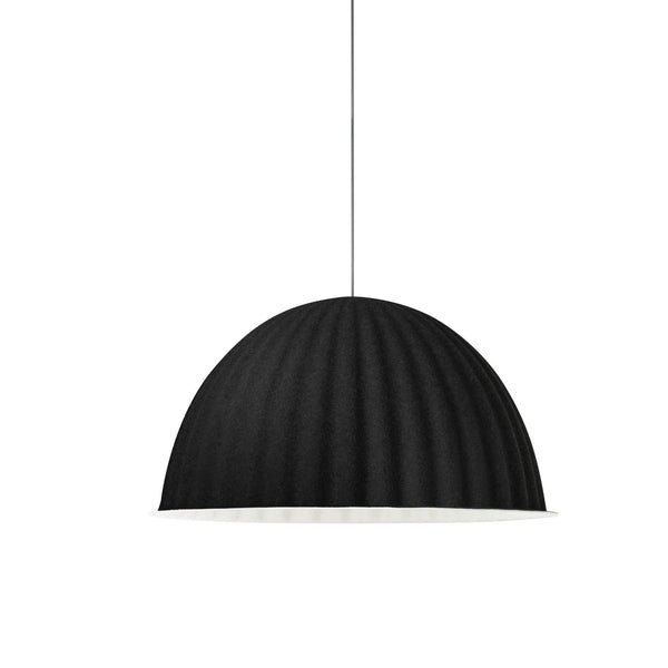 muuto under the bell pendant lamp black large available at someday designs