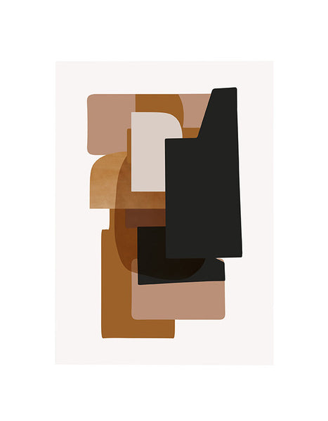 Abstraction 3 Poster by Ferm Living