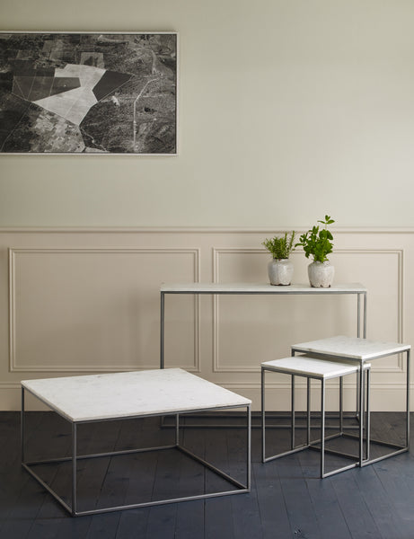 Chelsea table collection from Content by Terence Conran