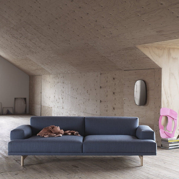 muuto compose sofa in living space available at someday designs