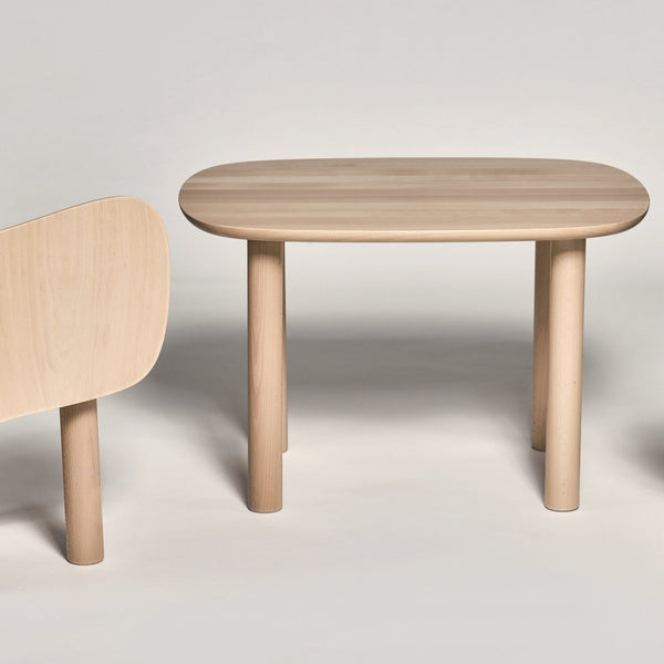 Elephant table and chair by Marc Venot for Elements Optimal