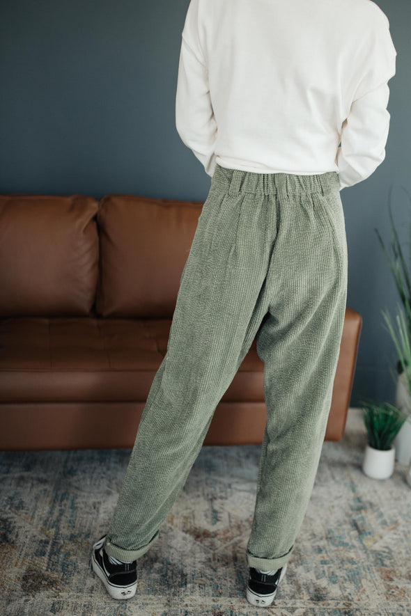 Bennion Cord Trousers