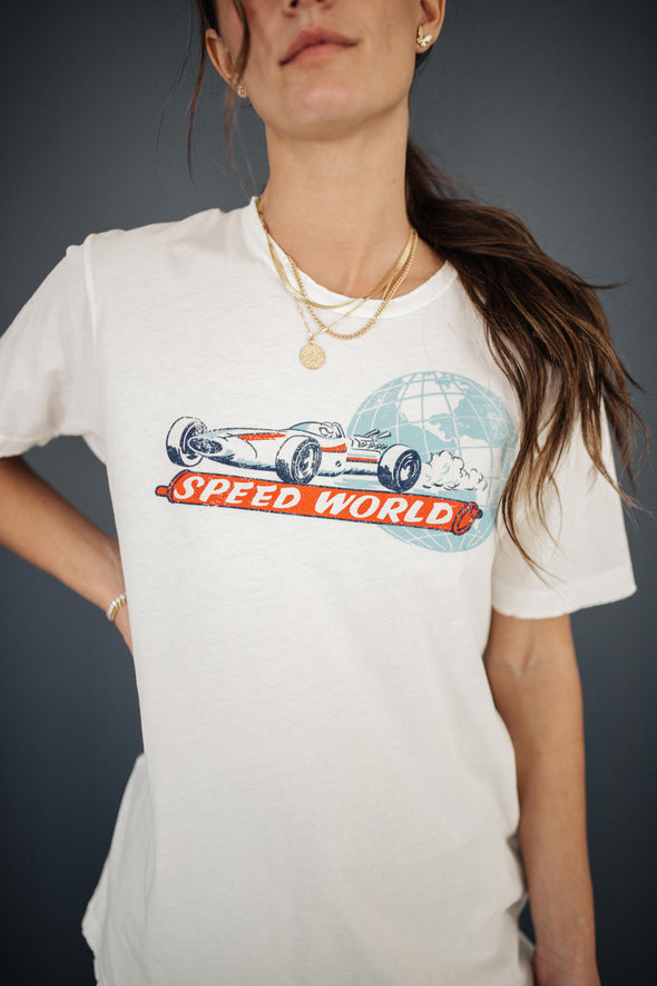 Speed World Tee