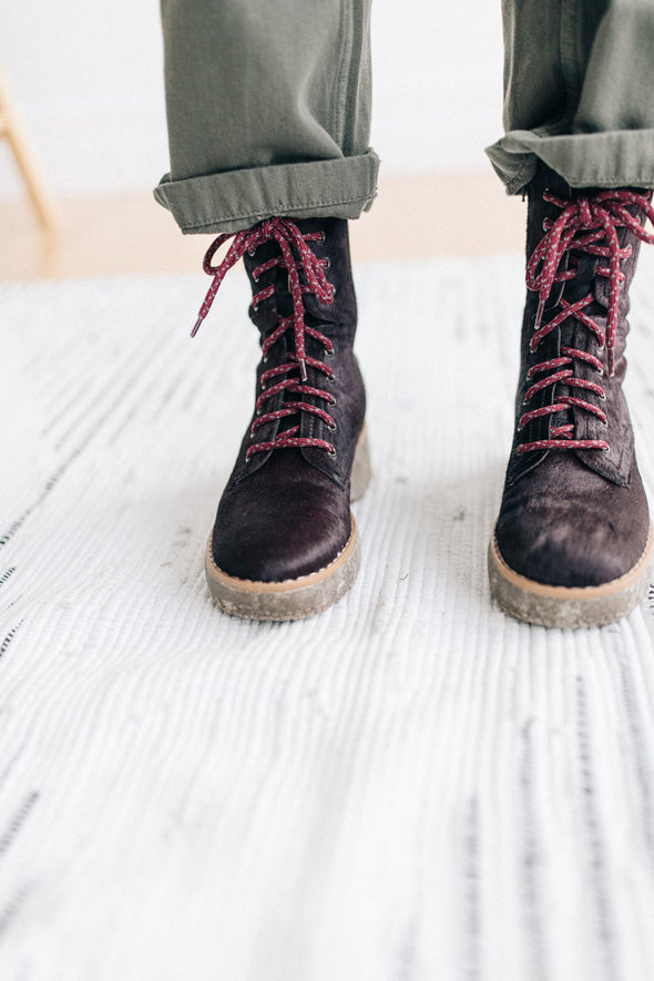 Free People Taos Lace-Up Boot - Robbie + Co.
