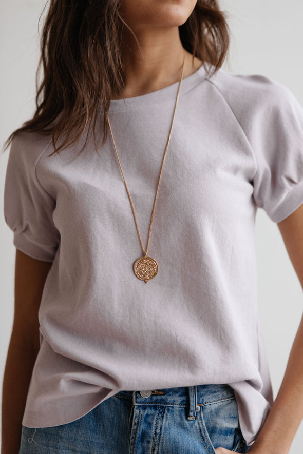 Marin Coin Necklace - Robbie + Co.