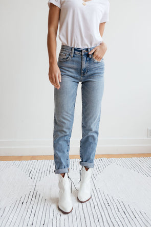 Presley High Rise 90's Jean