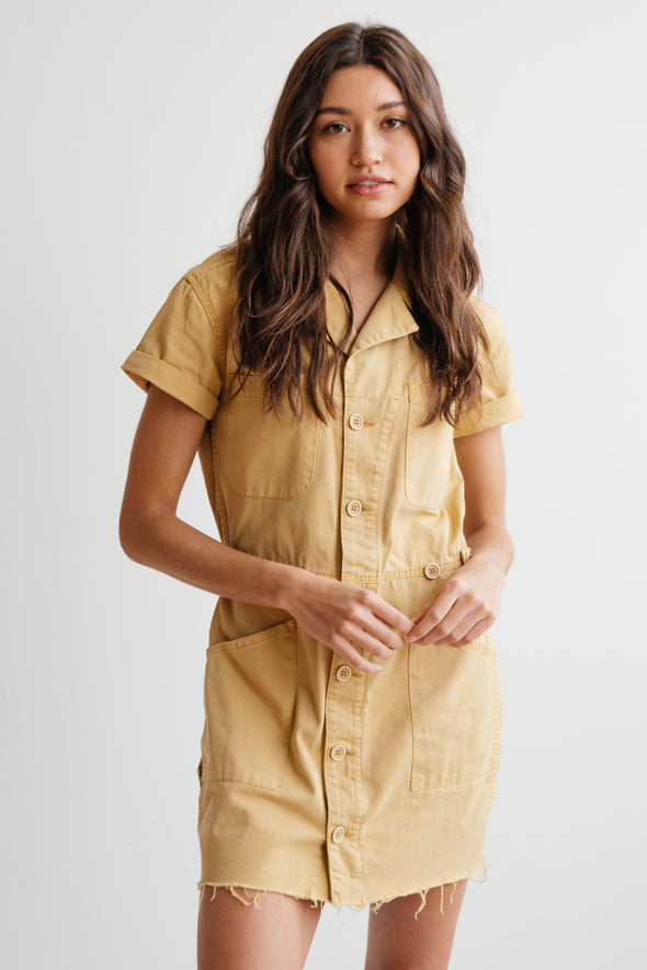 Clara Field Suit Dress - Robbie + Co.