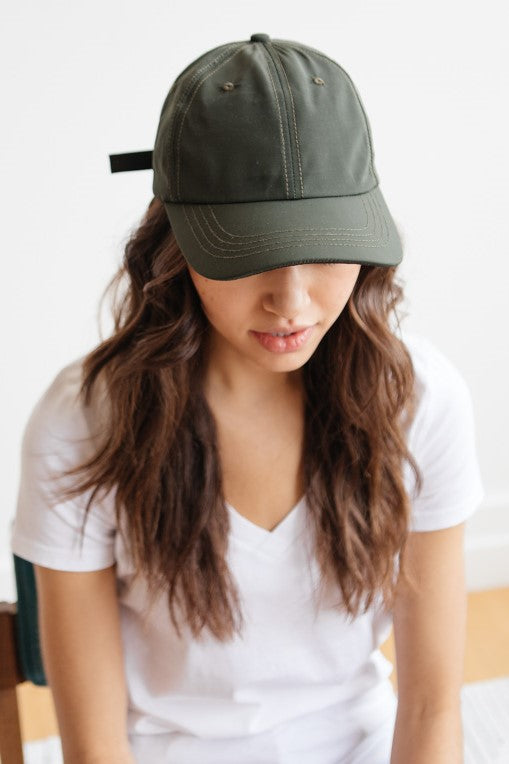 Gia Baseball Hat - Robbie + Co.